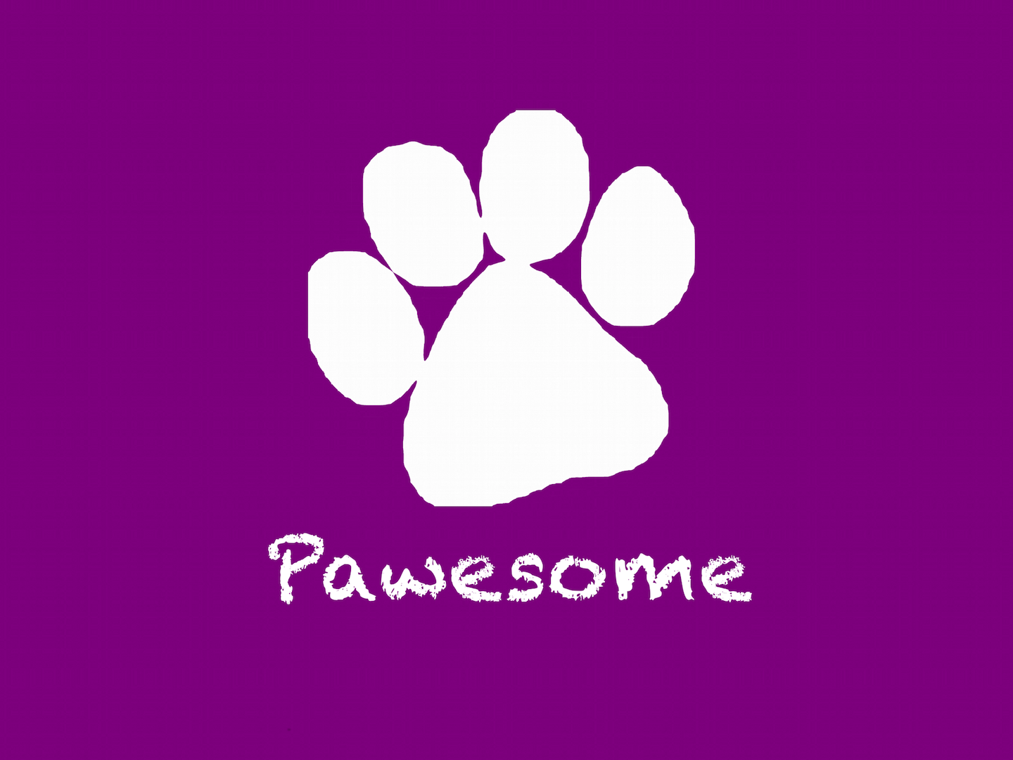 Pawesome