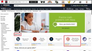 Doctor Pooch featured under Staff Picks on Alexa Skill Store