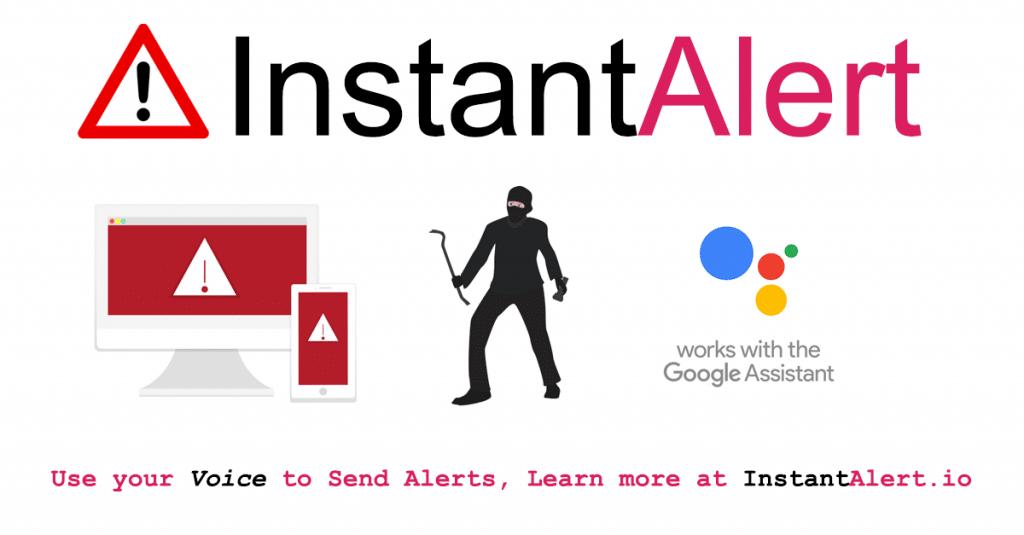 Instant Alert Info Graphic